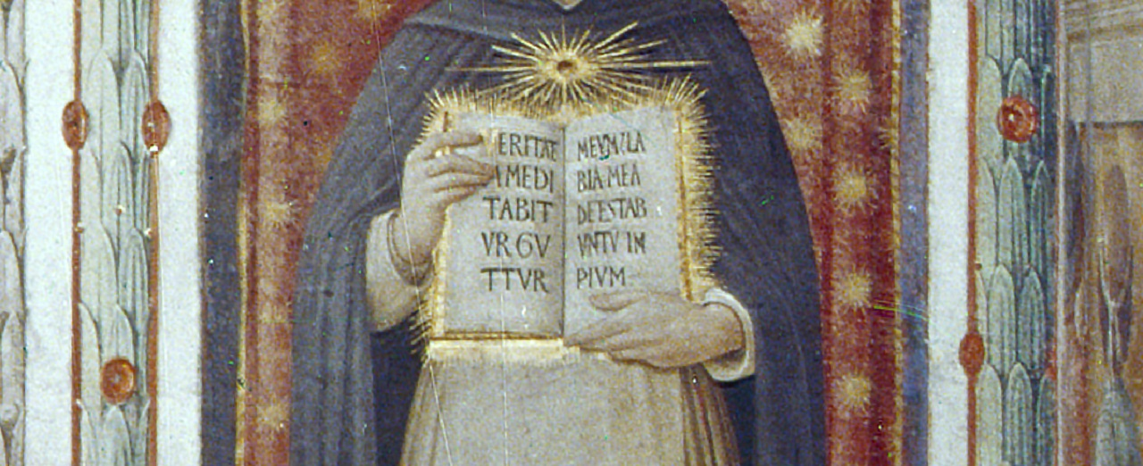 Saint Thomas Aquinas (1447–1449)