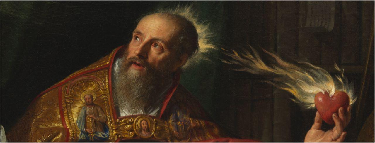 Saint Augustine (c. 1645–1650)